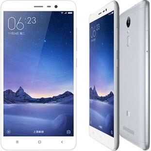 Xiaomi Redmi Note 3 3Gb/32Gb (Серебристый)